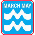March May logo
