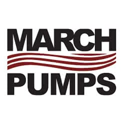 March MAy Manufacturing pumps Logo