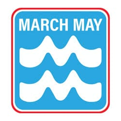 Logo for MarchMay